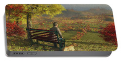 Autumn Companions Portable Battery Charger