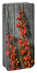 Autumn Creepers Portable Battery Charger