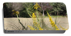 Portable Battery Charger featuring the photograph Autumn  by Debra Forand