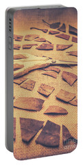 Autumn Decomposition Portable Battery Charger