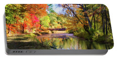 Autumn Delight Portable Battery Charger