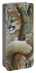 Autumn Dew Portable Battery Charger
