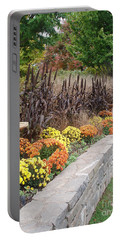 Autumn Display Portable Battery Charger