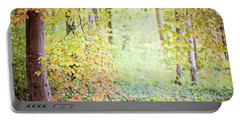 Autumn Dreams Portable Battery Charger by Melanie Alexandra Price