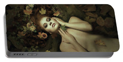 Autumn Dreams Portable Battery Charger