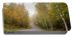 Autumn Drive Portable Battery Charger