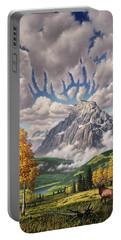 Autumn Echos Portable Battery Charger