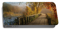 Autumn Emerging Portable Battery Charger