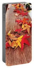 Autumn Gathering  Portable Battery Charger