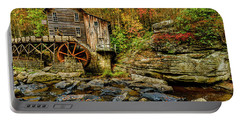 Autumn Glade Creek Grist Mill  Portable Battery Charger