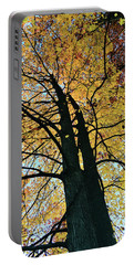 Autumn Glory Portable Battery Charger