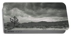 Autumn In Joshua Tree National Park Portable Battery Charger