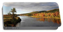 Autumn In Margaree Valley Cape Breton Portable Battery Charger