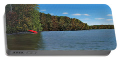 Autumn In Muskoka Portable Battery Charger