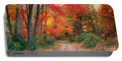 Autumn In New Jersey Portable Battery Charger