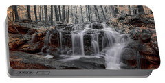 Autumn In Spring Infrared Portable Battery Charger