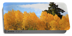 Autumn In The Owyhee Mountains Portable Battery Charger