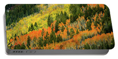 Autumn In The Uintas Portable Battery Charger
