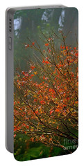 Autumn In Volcano, Hawaii  Portable Battery Charger
