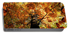 Autumn Is Glorious Portable Battery Charger