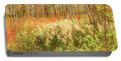 Autumn Landscape Portable Battery Charger