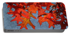 Autumn Leaves 19 Portable Battery Charger