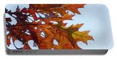 Autumn Leaves 21 Portable Battery Charger