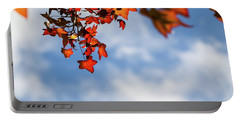Portable Battery Charger featuring the photograph Autumn Leaves  by Jingjits Photography