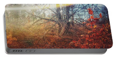Autumn Light Portable Battery Charger