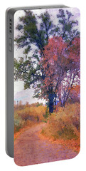 Autumn Melancholy Portable Battery Charger