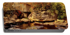 Autumn Mill Portable Battery Charger by L O C