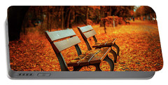 Autumn Moments Portable Battery Charger