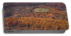 Autumn Mountain Side Portable Battery Charger