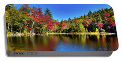 Autumn On 7th Lake Portable Battery Charger