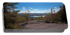 Autumn On Bald Mountain Portable Battery Charger