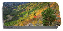 Autumn On Bierstadt Trail Portable Battery Charger