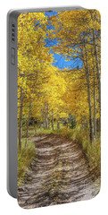 Autumn On Medano Pass Portable Battery Charger