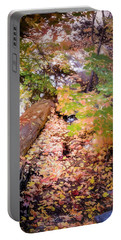 Autumn On The Mountain Portable Battery Charger