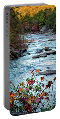 Autumn On Wilson Creek Portable Battery Charger