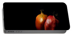 Autumn Pomegranate Portable Battery Charger