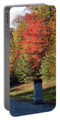 Autumn Post Portable Battery Charger