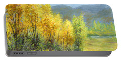 Autumn River Valley Portable Battery Charger