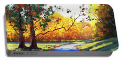Autumn Road Mt Wilson Portable Battery Charger