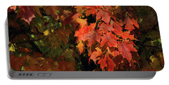 Autumn Rush Portable Battery Charger