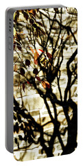 Autumn Shadows Portable Battery Charger