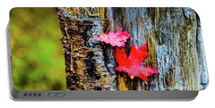 Autumn Silence Portable Battery Charger