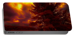 Autumn Skies L.junaluska Portable Battery Charger