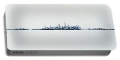 Autumn Skyline Portable Battery Charger