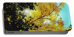 Autumn Sun Two Portable Battery Charger