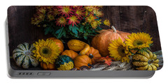 Autumn Treasure Portable Battery Charger